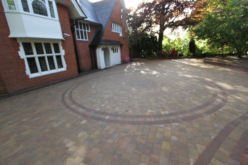 Marshalls Block Paving - Enfield