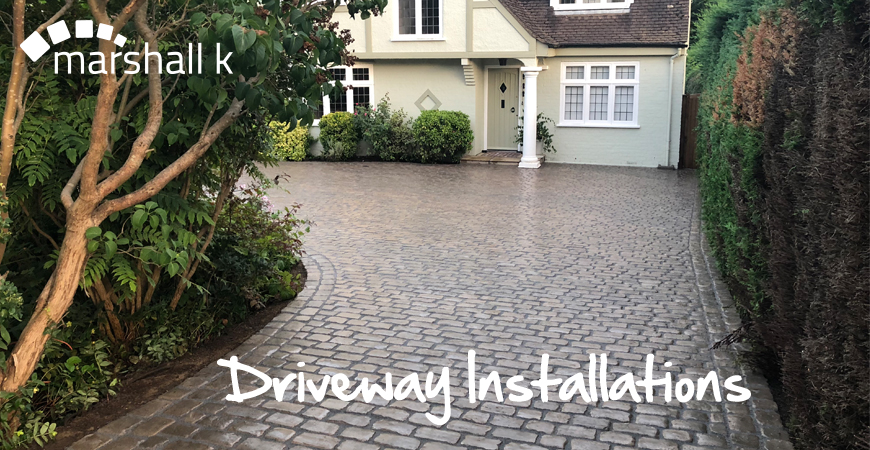 Driveways Installations