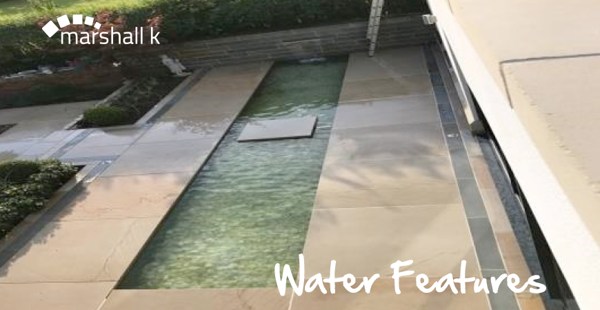 Water Features & Ponds