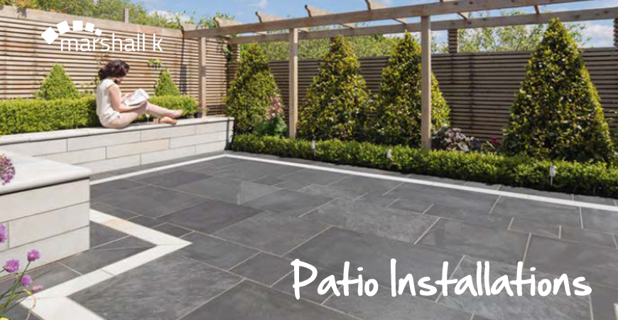 Patio Installations